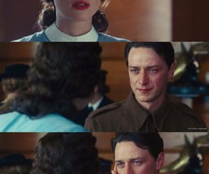 james mcavoy, keira knightley, and movie image