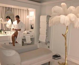 bathroom, inspiration, and luxury image