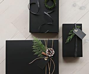 christmas, gifts, and joy image