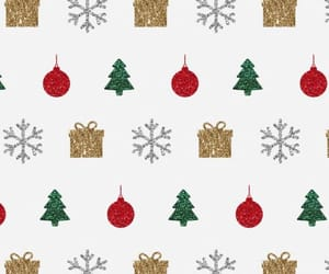 christmas, wallpaper, and winter wallpaper image