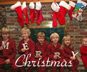 christmas, support, and family image
