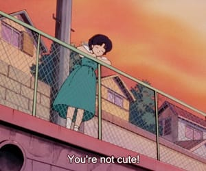 anime, aesthetic, and ranma 1 2 image