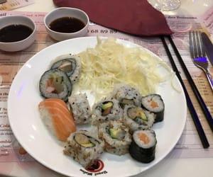 california, food, and japan image