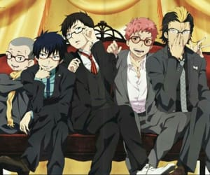 anime, handsome, and ao no exorcist image