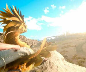 game, noctis, and ignis image