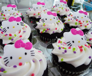 cupcakes, food, and photography image