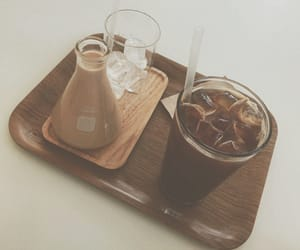 aesthetic, brown, and coffee image