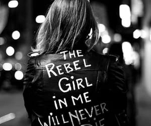 girl and rebel image