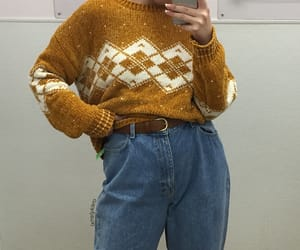 90s, alternative, and knit image