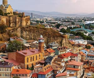 country, city, and tbilisi image