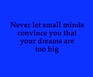 blue, sayings, and quotes image