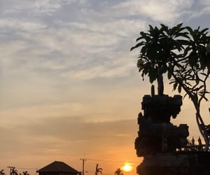 bali, paradise, and sun image