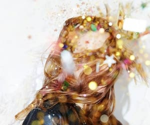 glitter, party, and stars image