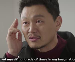caps, drama, and korean image