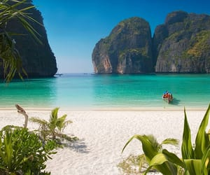 beach, thailand, and awesome image