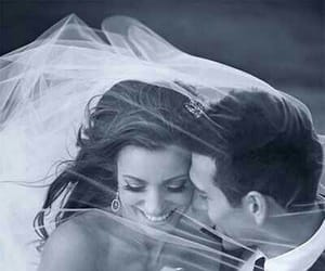couple and just married image