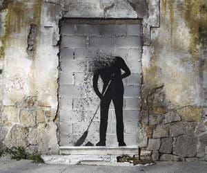 dibujo, gif, and grafitti image