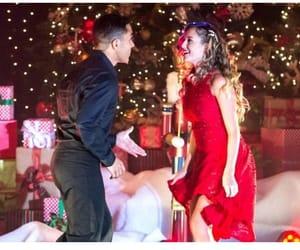christmas, big time rush, and enchanted christmas image