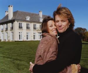 couple, love, and bon jovi image