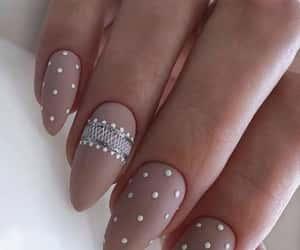 moda, belleza, and nail image