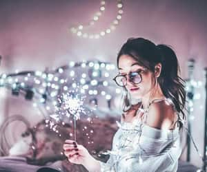 article, myopia, and glasses image