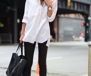 outfit, trabajo, and office outfit image
