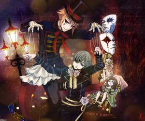 anime, dolls, and puppet image