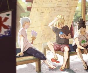 naruto, boruto, and anime image