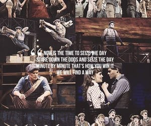 broadway, musicals, and jack kelly image
