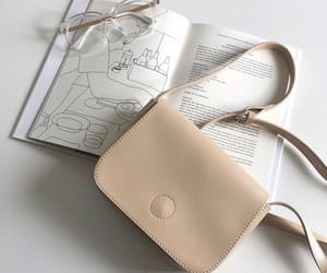 beige, diary, and fashion image