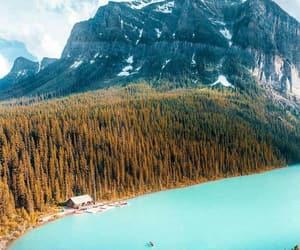 dreamlike, enchanting, and lake image