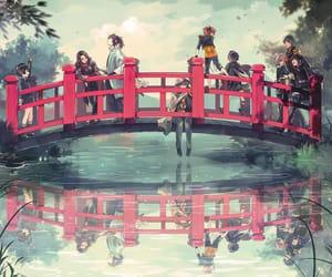 anime, hotarumaru, and ichigo hitofuri image