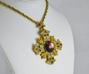 etsy, maltese cross, and gift for her image