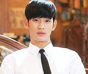 south korean, kim soo-hyun, and do min-joon image