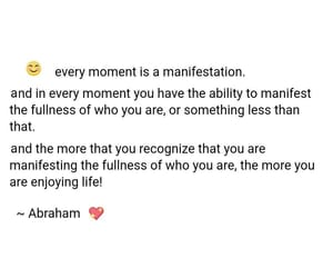 Abraham, happiness, and life image
