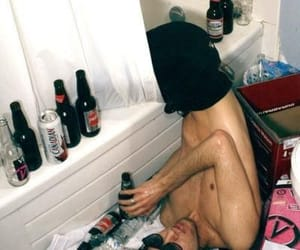 boy, drunk, and party image