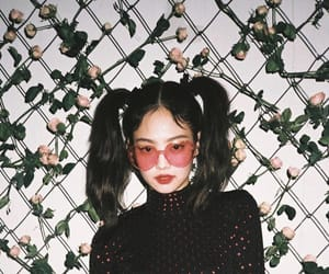 asian, kpop, and model image