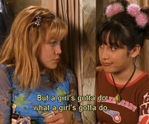 lizzie mcguire, girl, and quotes image