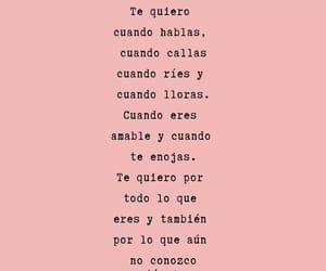 amor, bonito, and frases image