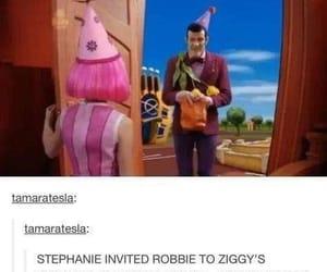 robbie rotten image