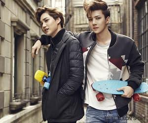 boys, exo, and kpop image