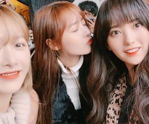 dalshabet, woohee, and yoonjo image