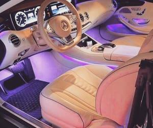 car, cream, and Dream image