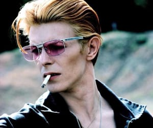 david bowie, music, and vintage image