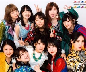 angerme, rikako sasaki, and akari takeuchi image