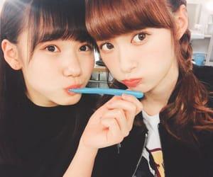 morning musume, erina ikuta, and reina yokoyama image