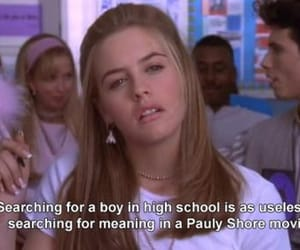 Clueless, boy, and movie image