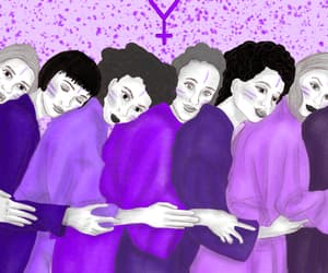 background, digital art, and empowerment image