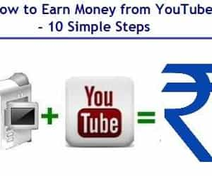 make money online, youtube money, and make money online youtube image