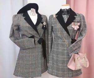 asian fashion, stylish, and korean style image